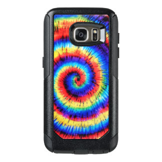 Psychedelic 60s Tie Dye OtterBox Samsung Galaxy S7 Case