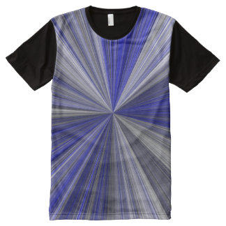 psychedelic All-Over print T-Shirt