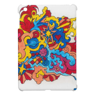Psychedelic America Cover For The iPad Mini