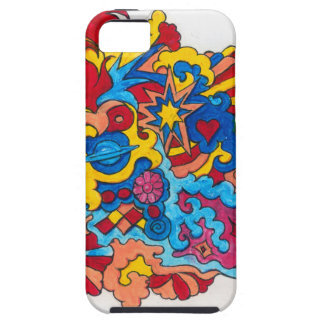 Psychedelic America iPhone 5 Cases