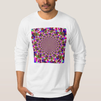 Psychedelic Andes Mens Long Tee