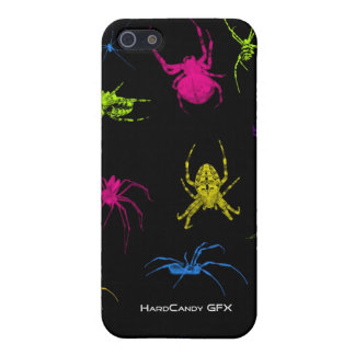 Psychedelic Arachnid iPhone case Case For iPhone 5/5S