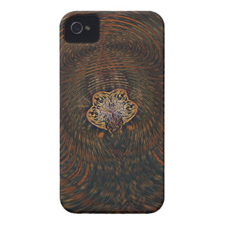 Psychedelic Atom iPhone 4 Covers