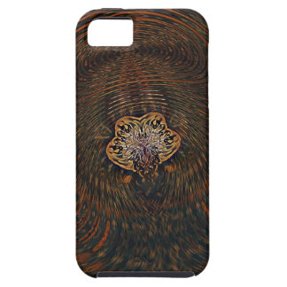 Psychedelic Atom iPhone 5 Cases