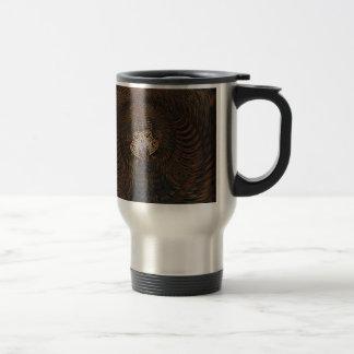 Psychedelic Atom Travel Mug
