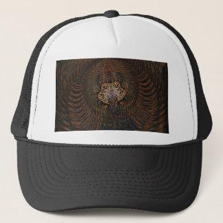 Psychedelic Atom Trucker Hat