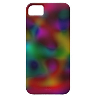 psychedelic barely there iPhone 5 case