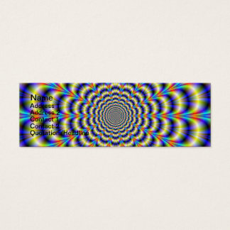 Psychedelic Beat Revisited Card