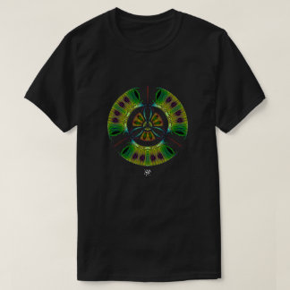 Psychedelic bio-hazard symbol (or whatever u see) T-Shirt