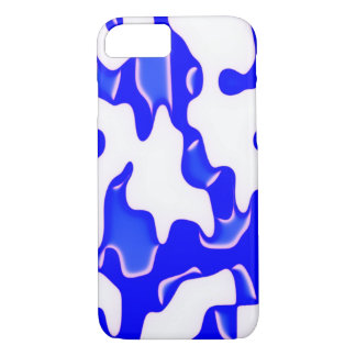 Psychedelic Blueberry Milk iPhone 7 Case
