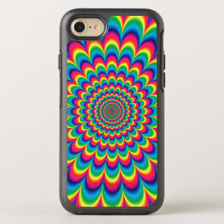 Psychedelic Burst OtterBox Symmetry iPhone 8/7 Case