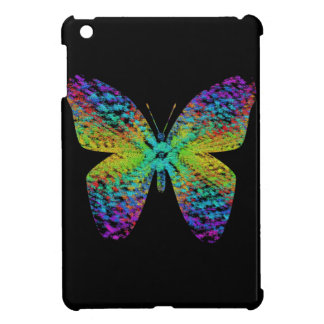 Psychedelic butterfly. iPad mini case