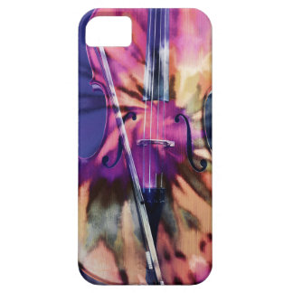 Psychedelic cello case for the iPhone 5