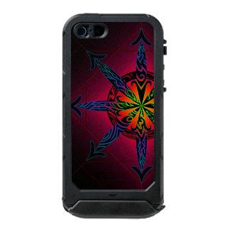 Psychedelic Chaos Incipio ATLAS ID™ iPhone 5 Case