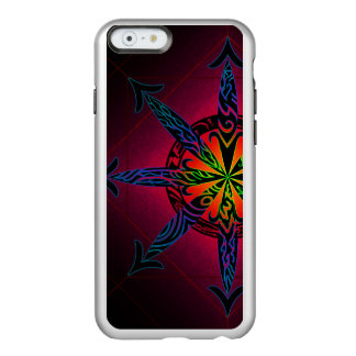 Psychedelic Chaos Incipio Feather® Shine iPhone 6 Case