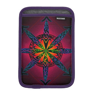 Psychedelic Chaos iPad Mini Sleeve