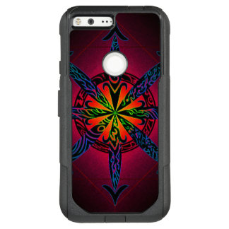 Psychedelic Chaos OtterBox Commuter Google Pixel XL Case