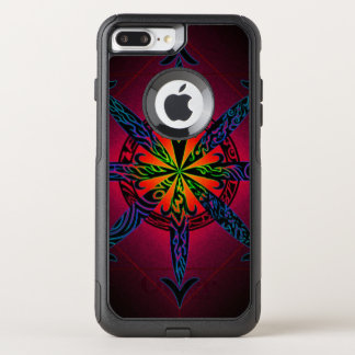 Psychedelic Chaos OtterBox Commuter iPhone 7 Plus Case