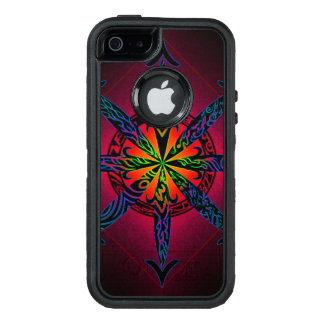 Psychedelic Chaos OtterBox Defender iPhone Case