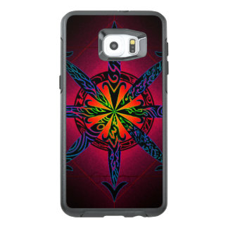 Psychedelic Chaos OtterBox Samsung Galaxy S6 Edge Plus Case