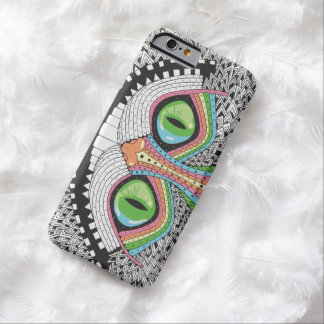 Psychedelic Cheshire Cat Barely There iPhone 6 Case