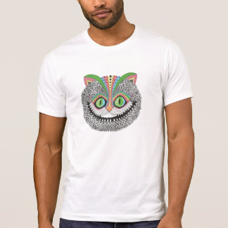 Psychedelic Cheshire Cat T-Shirt