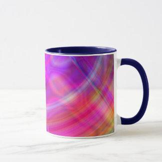 Psychedelic Circle Mug