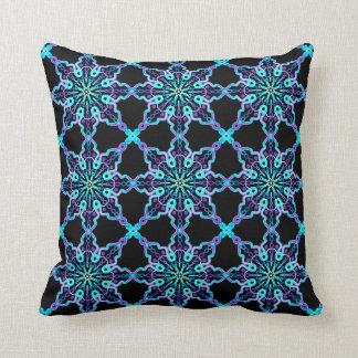 Psychedelic cushion Fractal Kaleidoscope