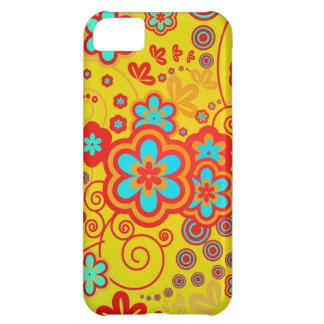 Psychedelic Daisies iPhone 5C Case