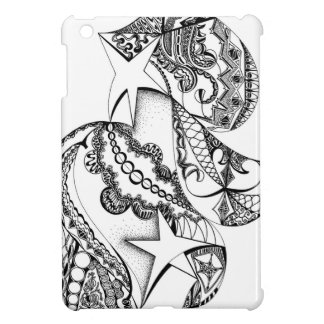 Psychedelic Design on Apple iPad Mini Glossy Case iPad Mini Case