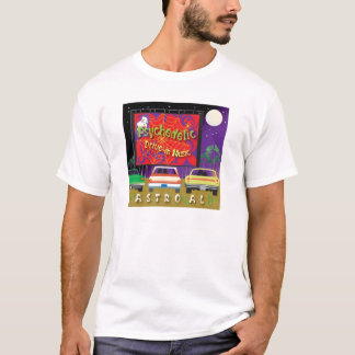 Psychedelic Drive In Music T-Shirt