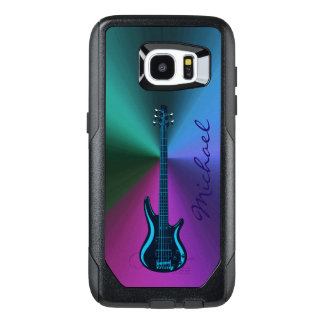 Psychedelic Electric Guitar Otterbox Case