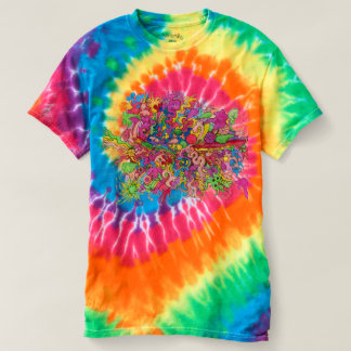 Psychedelic Explosion T-Shirt