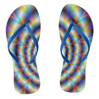 Psychedelic Eye Thongs
