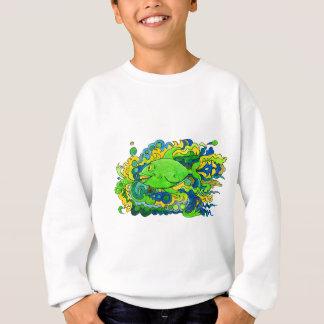 Psychedelic Fish Sweatshirt