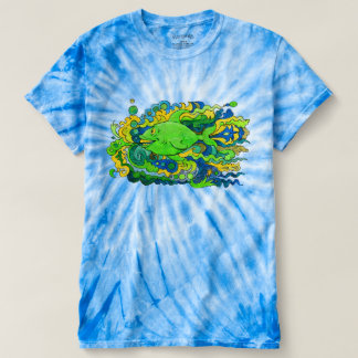Psychedelic Fish T-Shirt