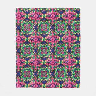 psychedelic Fleece Blanket!!
