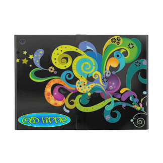 Psychedelic Floral iPad Mini Case