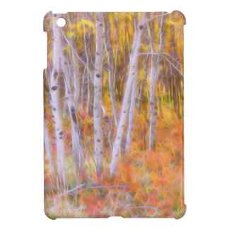 Psychedelic Forest iPad Mini Cases