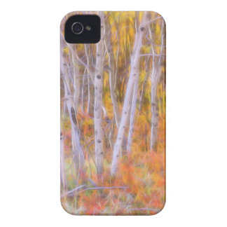 Psychedelic Forest iPhone 4 Cases