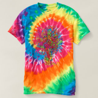 Psychedelic Fountain T-Shirt