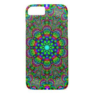Psychedelic/Fractal Flower iPhone 8/7 Case