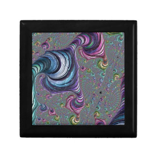 Psychedelic Fractal Gift Box