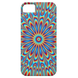Psychedelic Fractal iPhone 5 Case