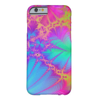 Psychedelic Fractal Rainbow iPhone 6 case