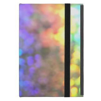 Psychedelic Glitter iPad Mini Case