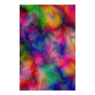 Psychedelic Graphic 2 Custom Stationery