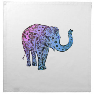 Psychedelic Groove Napkin