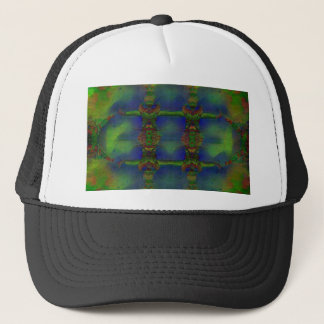 Psychedelic Guard Trucker Hat