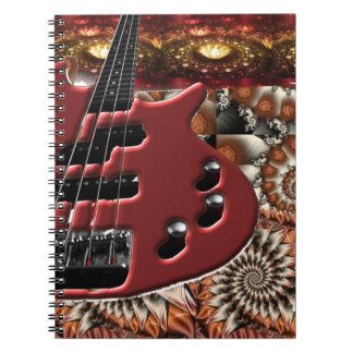 Psychedelic Guitar Notebook